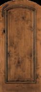 Custom Wood All Panel Interior Door