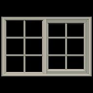 j weld windows white premium atlantic vinyl sliding window jeldwen windows doors