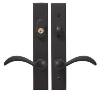 Rustic Handle. Our Patio Door ...
