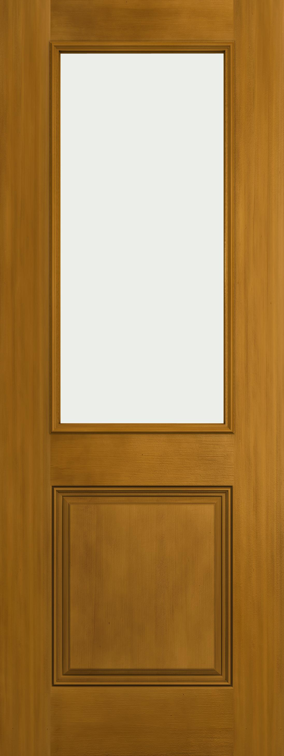 Design-Pro Fiberglass Glass Panel Exterior Door | JELD-WEN Windows ...