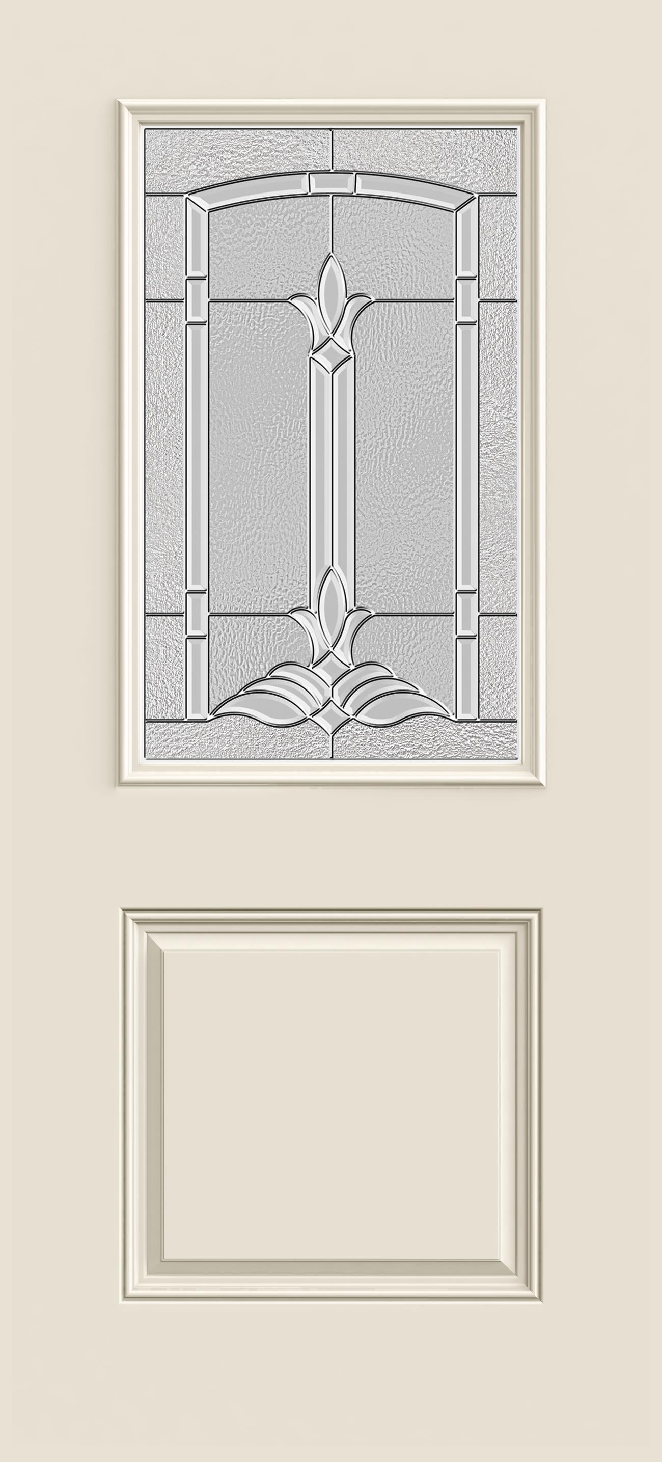Smooth-Pro Fiberglass Glass Panel Exterior Door | JELD-WEN Windows ...