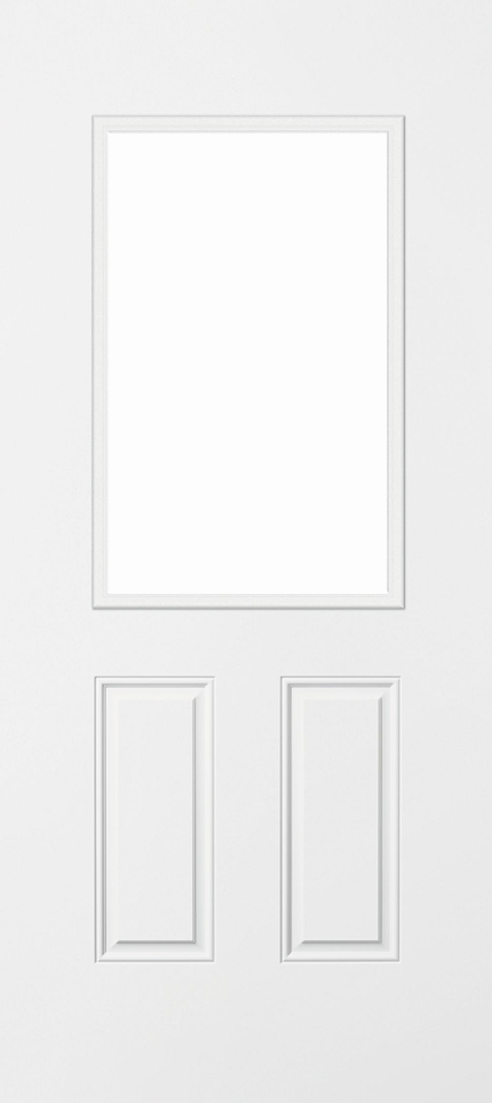 Versa United Fibreglass Glass Panel Exterior Door Jeld Wen