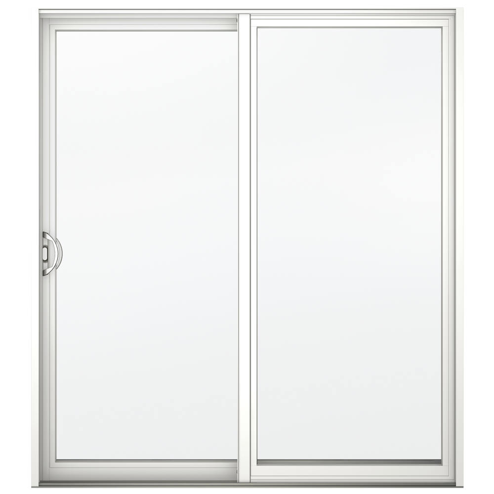 premium atlantic aluminum sliding patio door jeld wen windows doors - Sliding Patio Doors