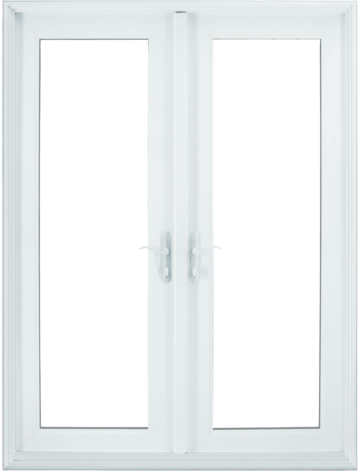 Replacing glass on swinging patio doors