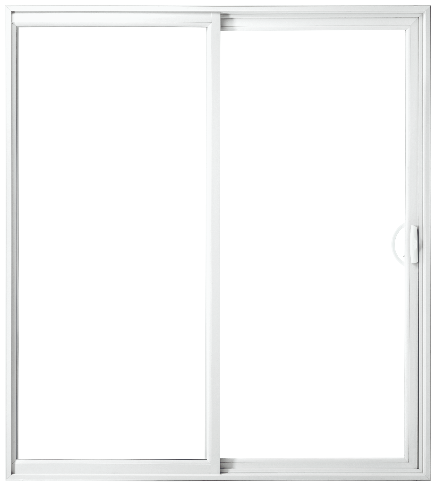 sc 1 st  Jeld-Wen & Builders Vinyl Sliding Patio Door | JELD-WEN Windows u0026 Doors