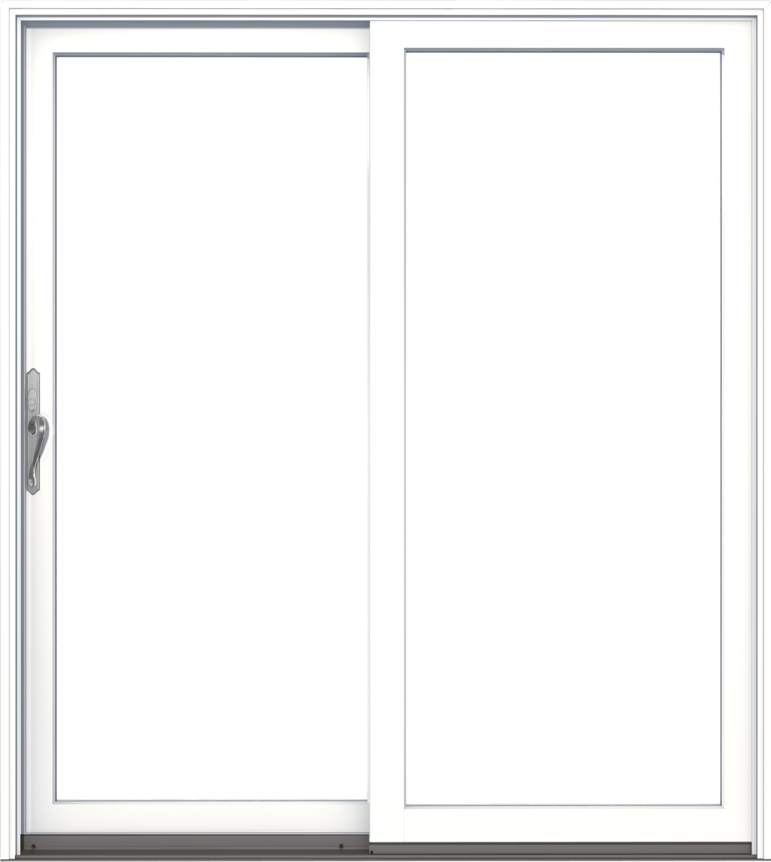 Siteline Wood Sliding Patio Door Jeld Wen Windows Doors