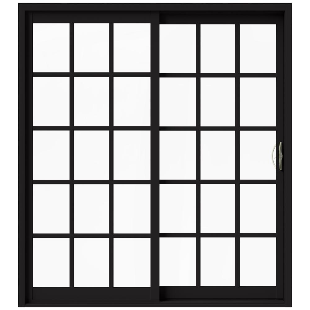 Versa United Vinyl Sliding Patio Door Jeld Wen Windows Doors