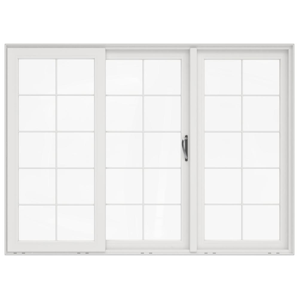 Premium Vinyl Multi Slide Patio Doors Jeld Wen Windows Doors