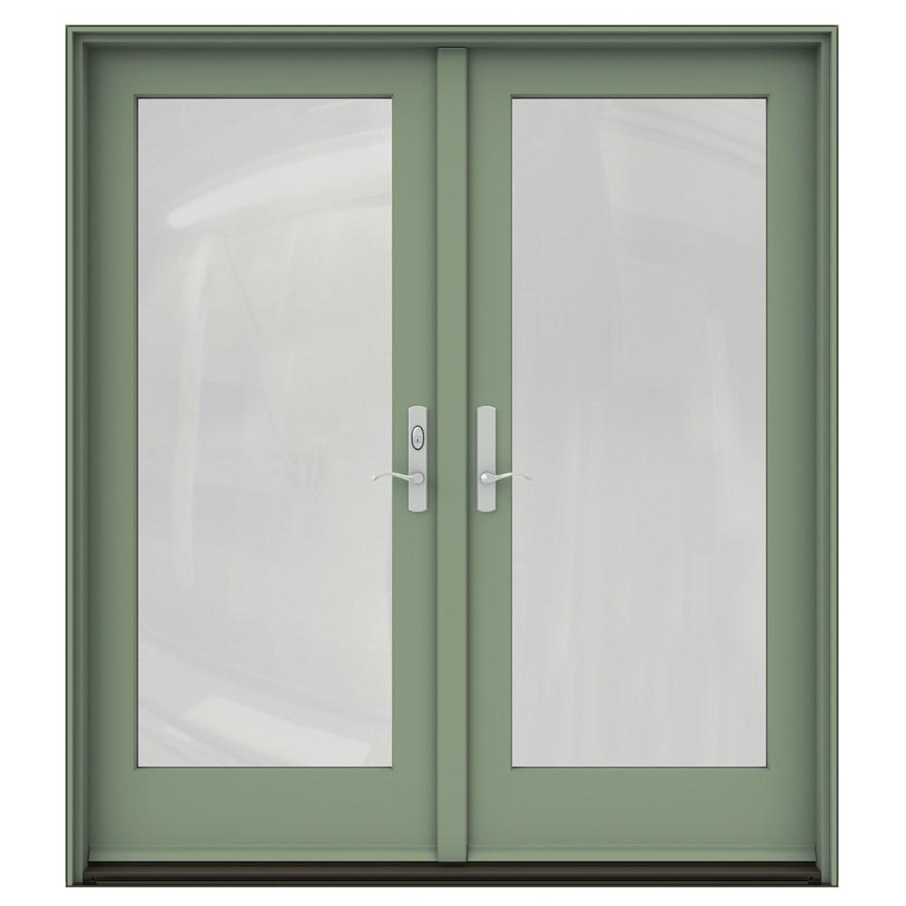 Jeld wen doorsets premium atlantic vinyl for Patio door styles