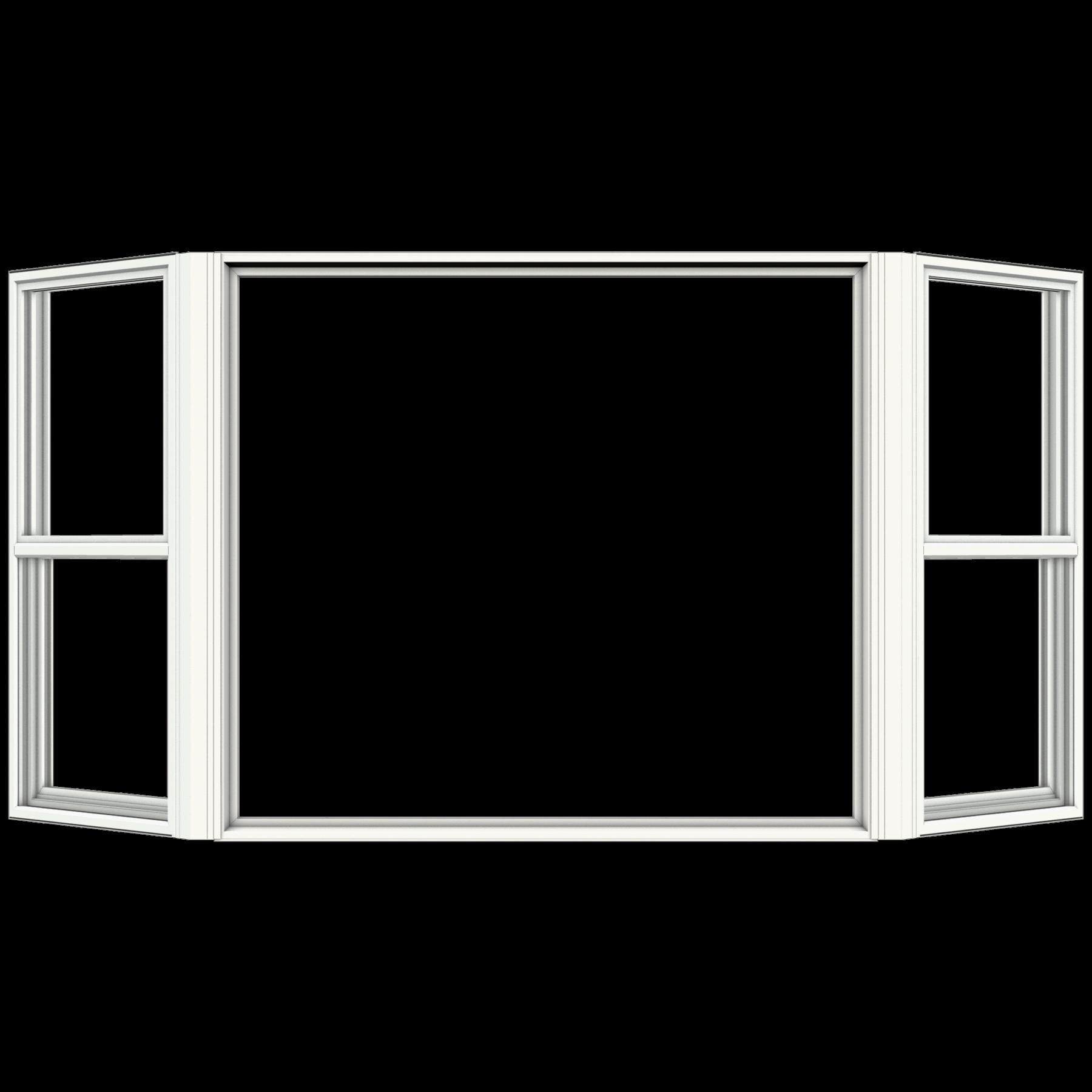 Bay Window premium vinyl bay window | jeld-wen windows & doors