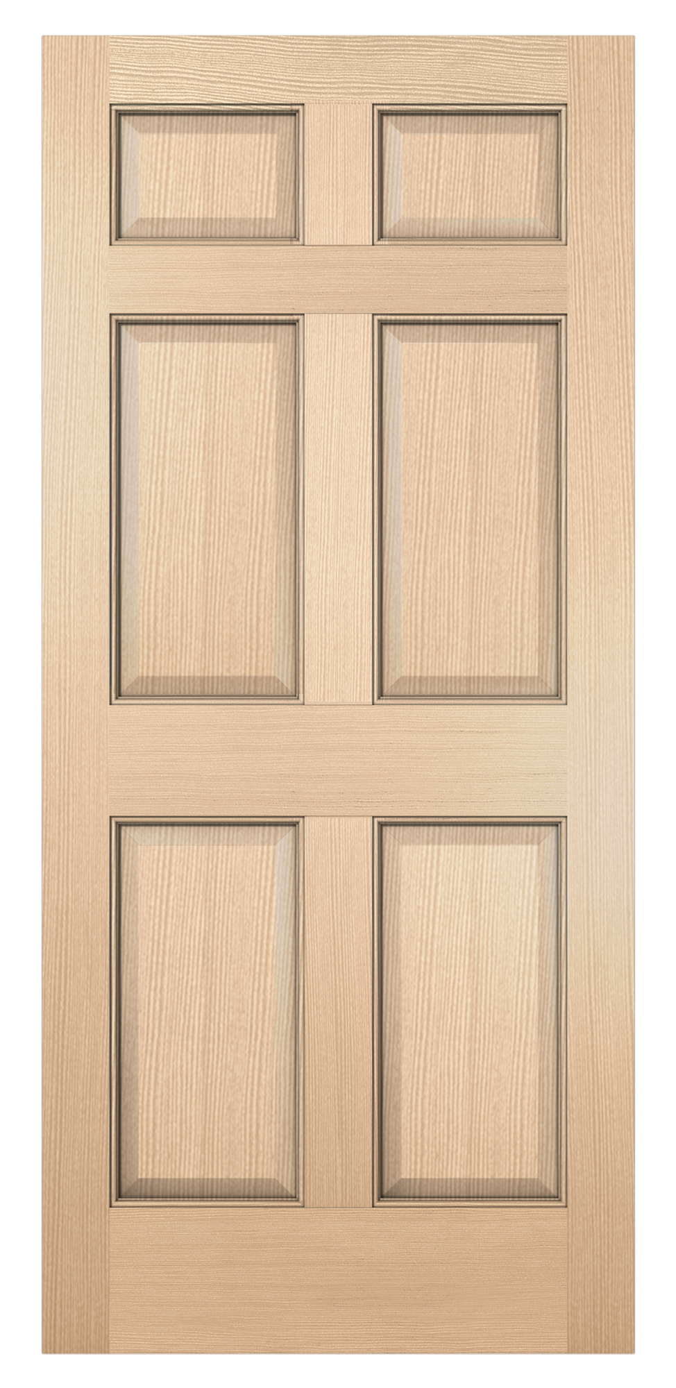 sc 1 st  Jeld-Wen & Authentic Wood All Panel Exterior Door | JELD-WEN Windows u0026 Doors pezcame.com